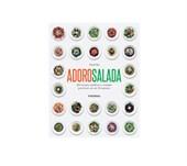 Livro Adoro Salada