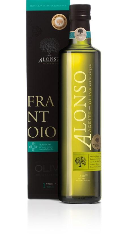 Azeite De Oliva Extra Virgem Alonso Frantoio 500ml