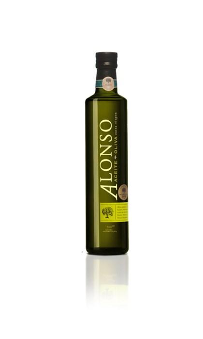 Azeite De Oliva Extra Virgem Alonso Picual 250ml