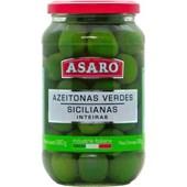 Asaro Azeitonas Sicilianas 580G