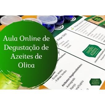 Aula de Degustação de Azeites de Oliva