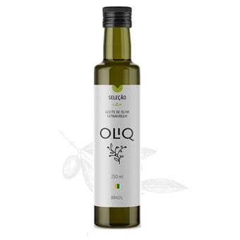 Azeite de Oliva Extra Virgem Oliq Selecao 250ml