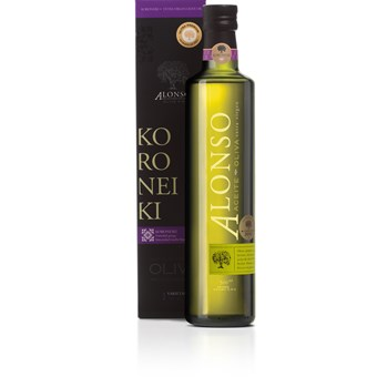 Azeite Extra Virgem Alonso Koroneiki 500ml