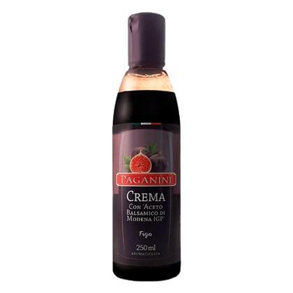 Creme De Aceto Balsamic Sabor Figo 250ml