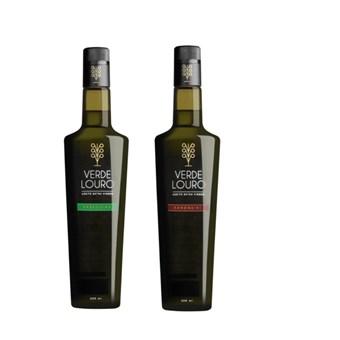 Dupla Azeites de Oliva Extra Virgem Verde Louro 2 x 500ml
