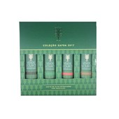 Kit 04 Garrafas Verde Louro 50ml