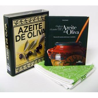 Livro Azeite De Oliva
