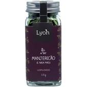 Lyoh Manjericão Liofilizado 2,5g