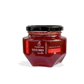 Myberries Geleia de Pimenta Vermelha 300g