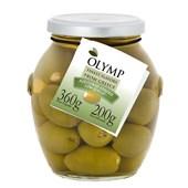 Olymp Azeitonas Verdes com Queijo Feta 200g