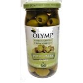 Olymp Azeitonas Verdes Jumbo sem Caroço 180g