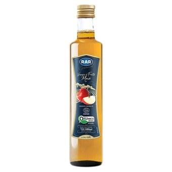 RAR Vinagre Orgânico de Maçã Gourmet 500ml