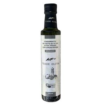 Verde Oliva Orgânico com Lemon Pepper 250ml